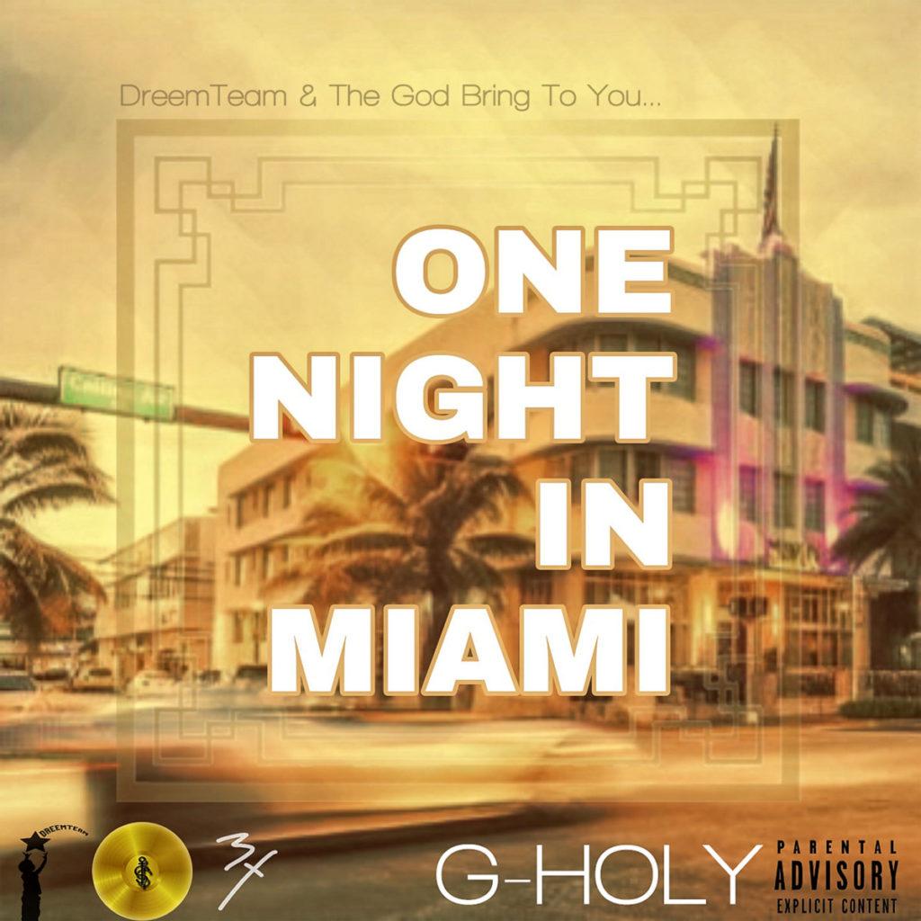 G-HOLY New Single